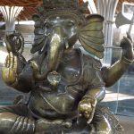 Ganesha im Elefantenpark (Zoo Köln)