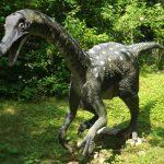 Ornithomimus (Dinopark Vyskov)