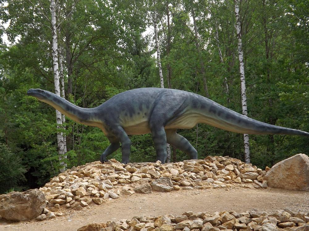 Plateosaurus engelhardti (Dinopark Altmühltal)
