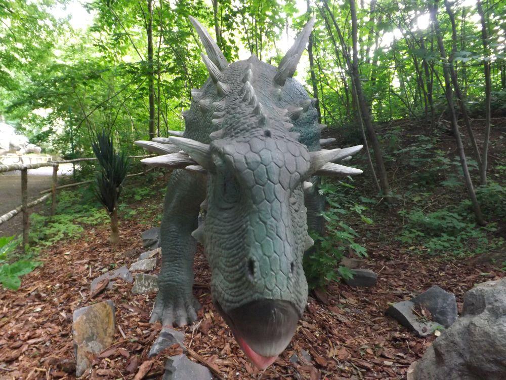 Polacanthus (Dinopark Vyskov)
