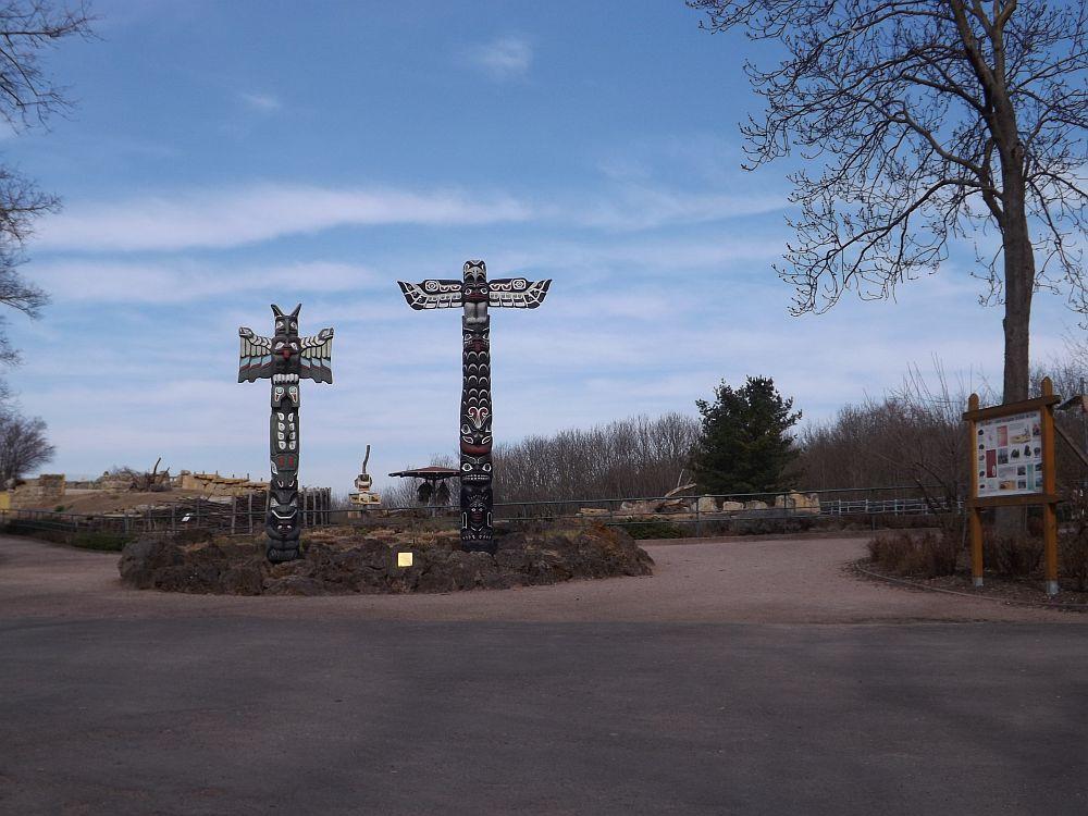 Bison Plains (Thüringer Zoopark)