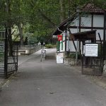 Eingang (Tiergarten Halberstadt)