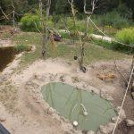 Pinselohrschweinanlage (Zoo Salzburg)