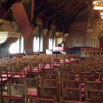 Festsaal in der Wartburg