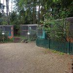 Volieren (Vogelpark Abenspark)