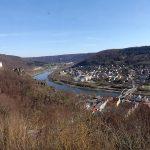 Blick von Schloss Rosenburg