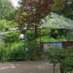 Alte Luchsanlage (Tiergarten Straubing)