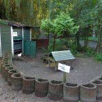 Meerschweinchenanlage (Vogelpark Abenspark)