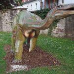 Plateosaurus engelhardti (Sauriererlebnispfad Georgenthal)