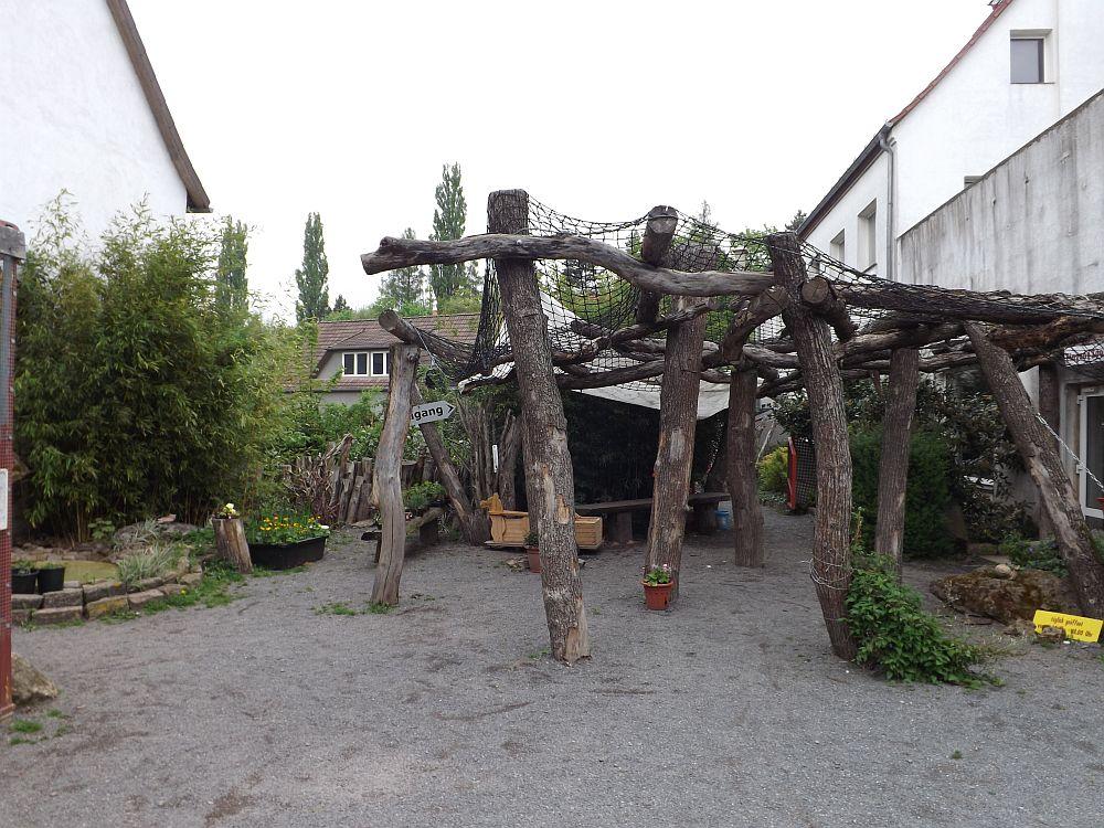 Eingang (Reptilienzoo Nordhausen)