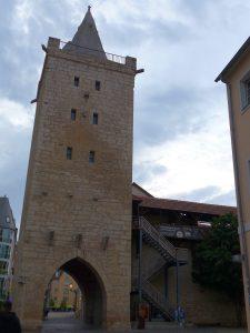 Johannestor, Jena