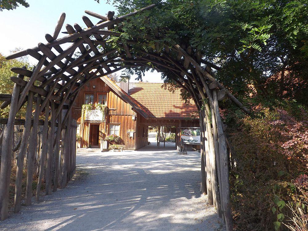 Wildpark Bad Mergentheim   Der Beutelwolf-Blog
