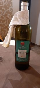 Libanesischer Weißwein (Palmyra Heidelberg)